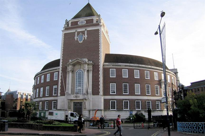Kingston Council: opposed the scheme against officers' advice