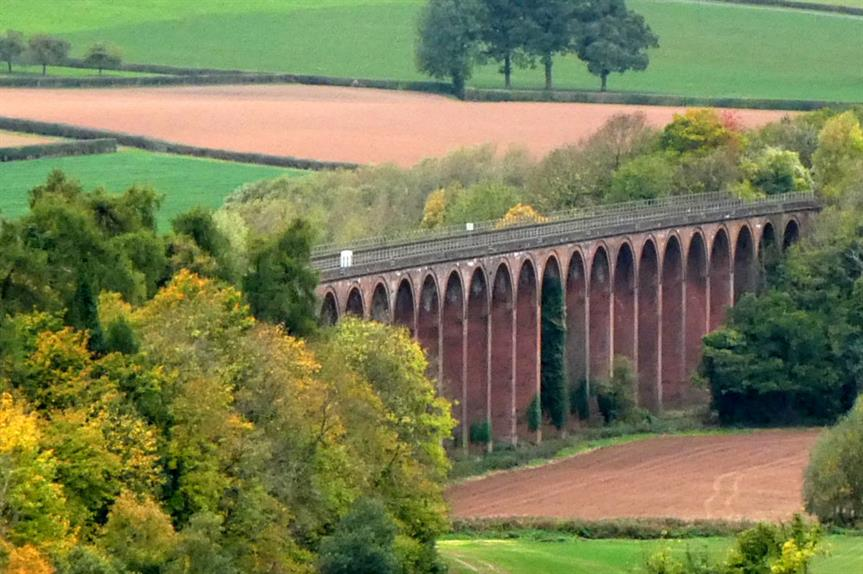 The Ledbury Viaduct (pic: muffinn, Flickr)