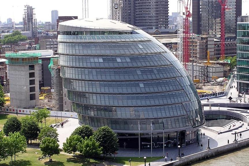 London City Hall - image: Pikrepo