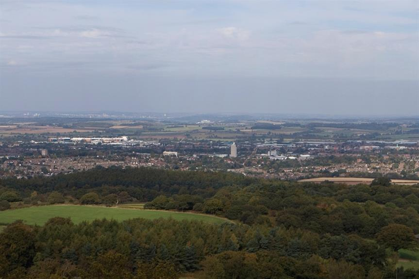 View towards Loughborough - image: Matt Preston / Flickr (CC BY-SA 2.0)