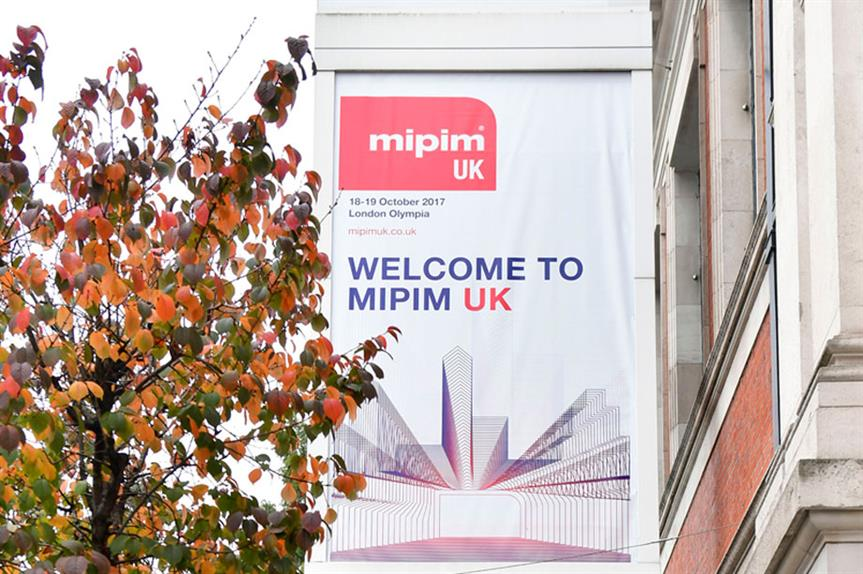 MIPIM UK: the conference hosted at London Olympia looked at the future of planning in the capital