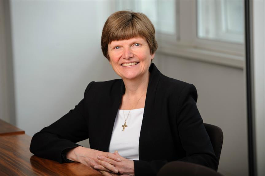 BPF chief executive Melanie Leech. Image: BPF