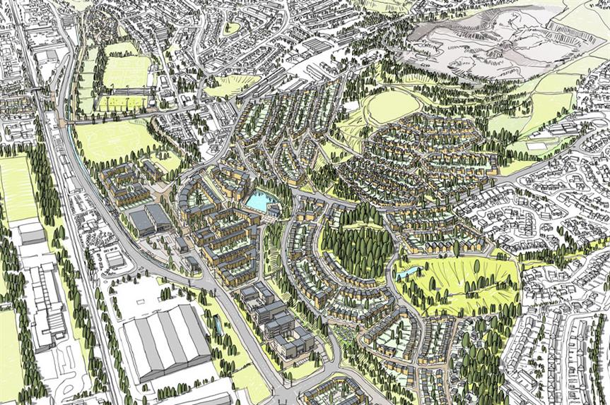 New Bolton Woods: 1,000-home scheme approved