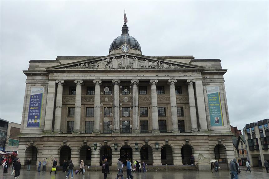 Nottingham: low mayoral referendum turnout