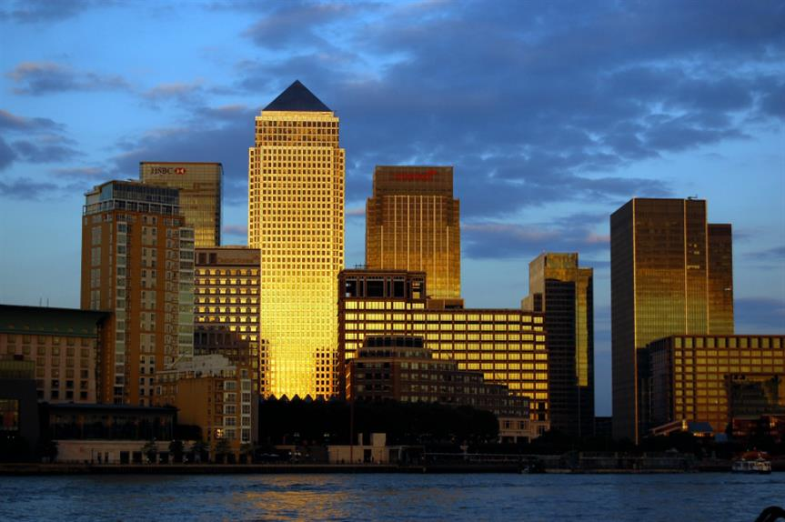 One Canada Square. Image: Flickr / dewet