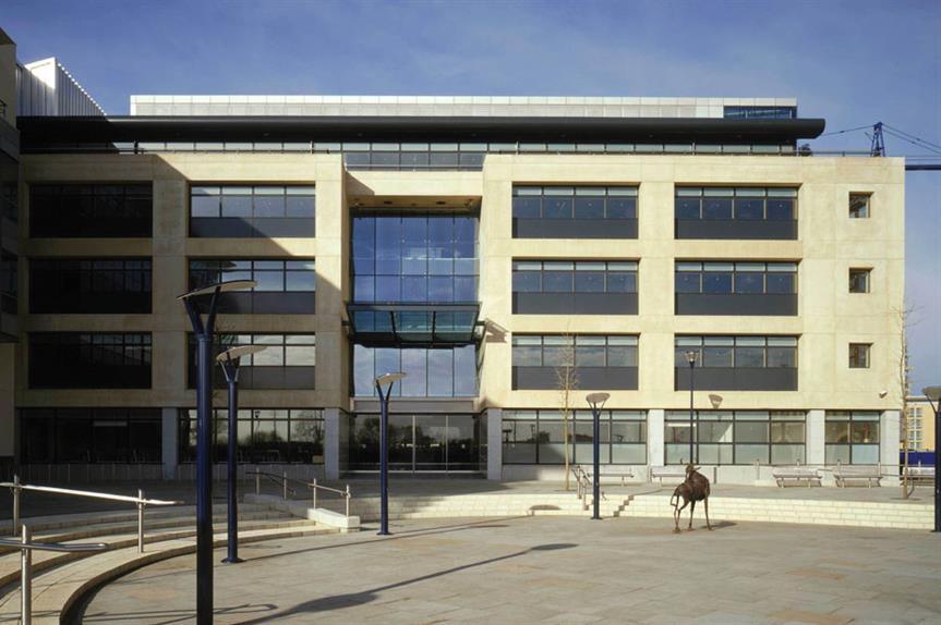 The Planning Inspectorate headquarters in Bristol