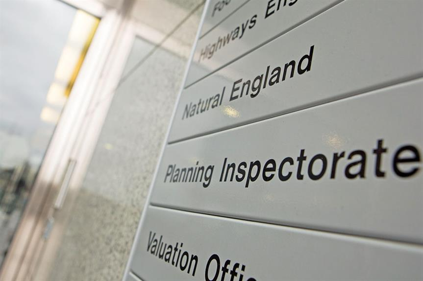 Planning Inspectorate: appeals handling times causes sector concern