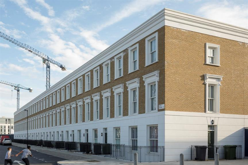 Packington Estate: Hyde scheme highlighted as an example of new homes matching local style