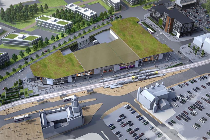 Princes Gate: council hopes scheme will drive wider regeneration