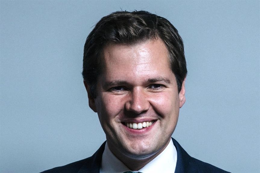 Housing secretary Robert Jenrick - image: Chris McAndrew (CC BY 3.0)