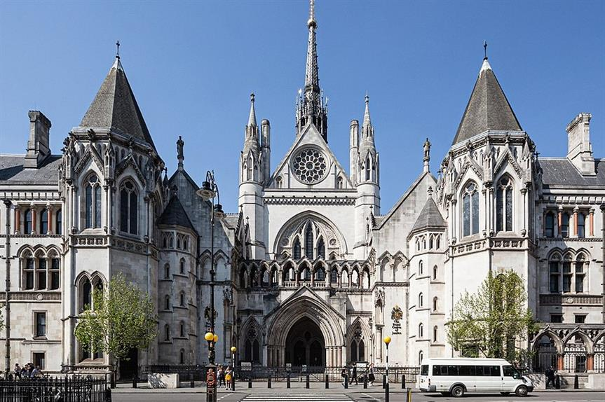 The Royal Courts of Justice - image: David Castor (CC0)