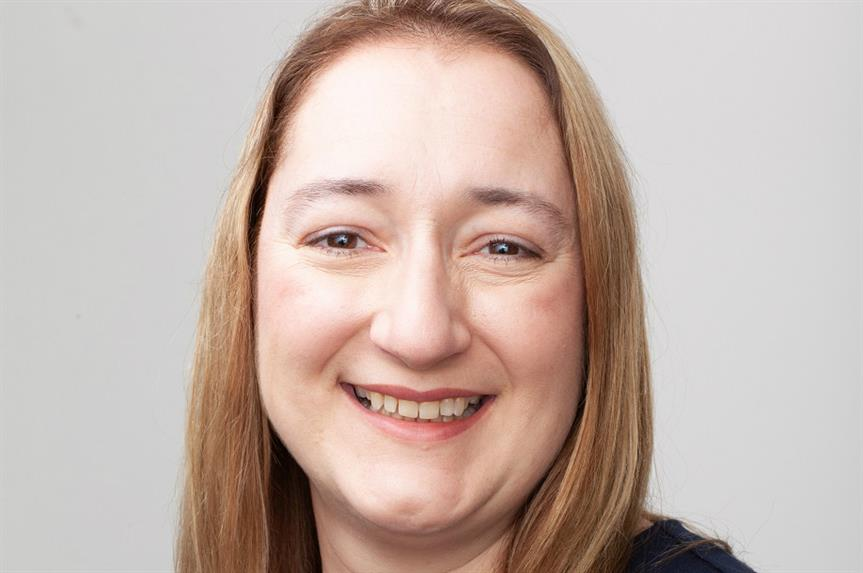 Sarah Fitzpatrick, the new head of planning at Norton Rose Fulbright