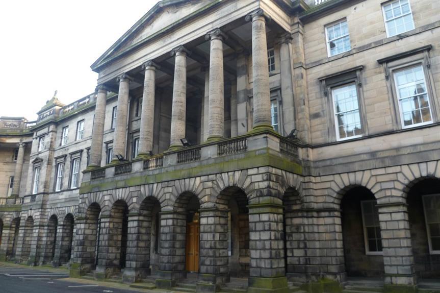 Scotland's Court of Session in Parliament House, Edinburgh. Pic: Kim Traynor