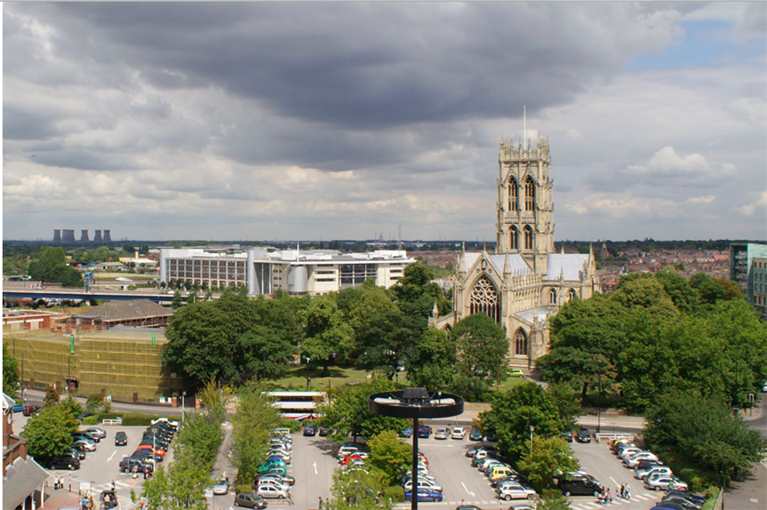 Doncaster is set to receive £24.8m under the Towns Fund