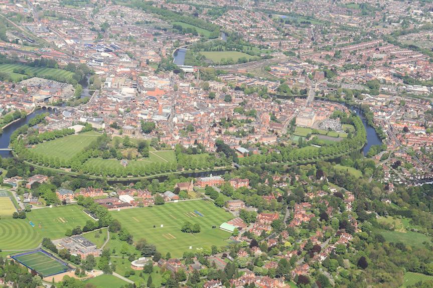 Shrewsbury, the home of Shropshire Council (Pic: Getty)