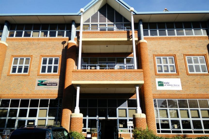 South Oxfordshire: Jenrick issues local plan deadline. Image: South Oxfordshire District Council