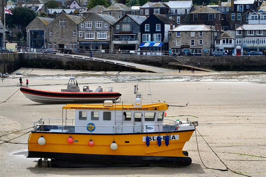 St Ives: council concerned that increase in second homes is damaging communities. [pic Robert Pittman/Flickr]