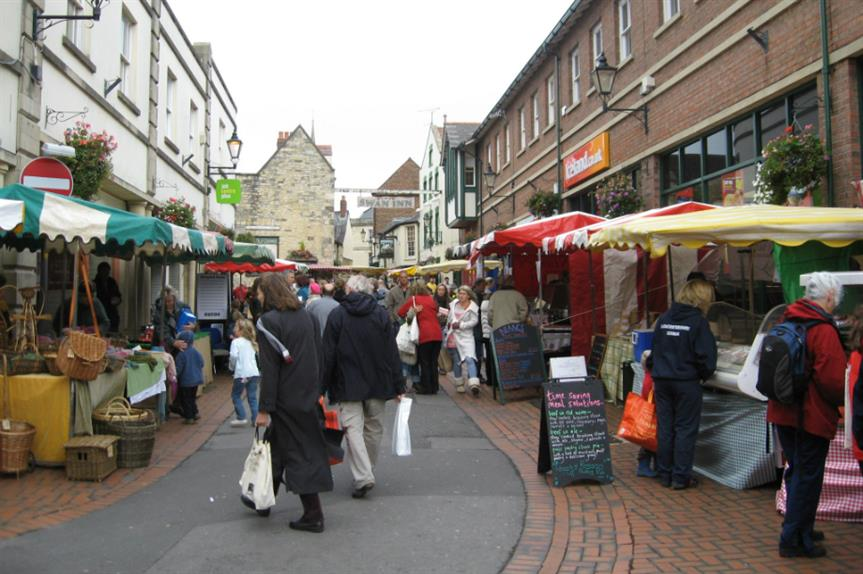 Stroud: local plan update out for consultation (pic: Wikimedia)