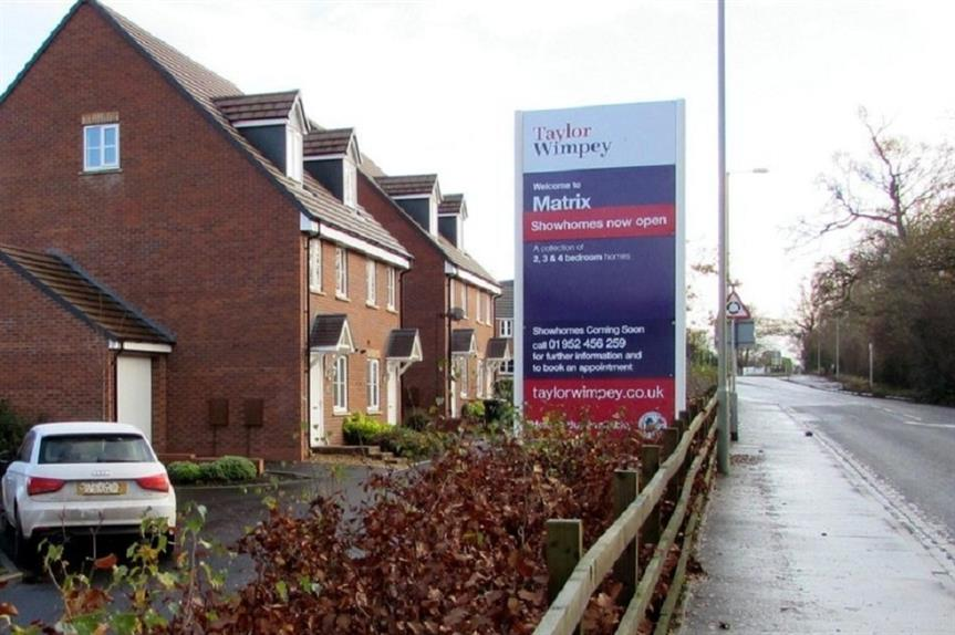 Taylor Wimpey: most successful appellants in our study. Pic: Jaggery, Geograph.org.uk