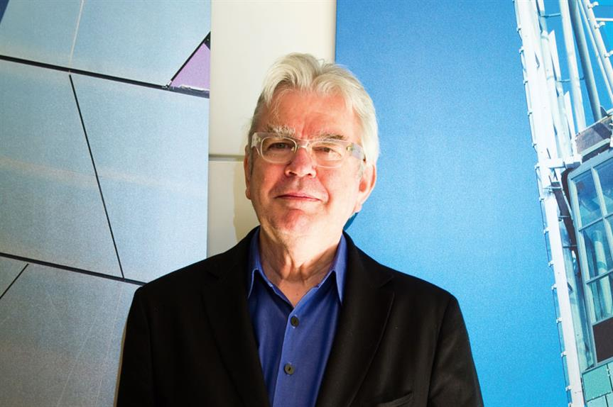 Royal Town Planning Institute gold medal winner, Sir Terry Farrell