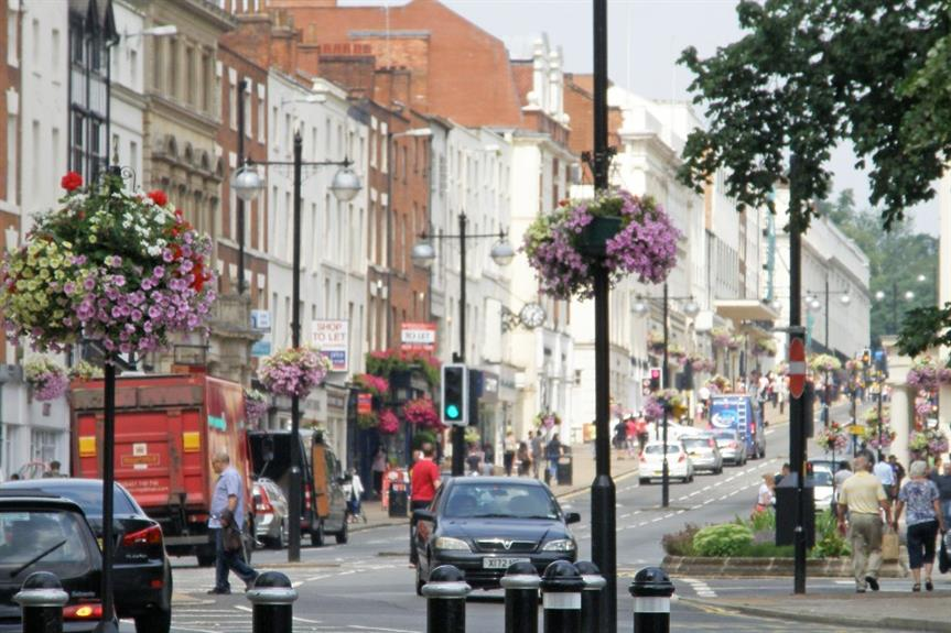 Leamington Spa saw the highest number of votes cast in the neighbourhood plan referendums - image: Amanda Slater / Flickr (CC BY-SA 2.0)