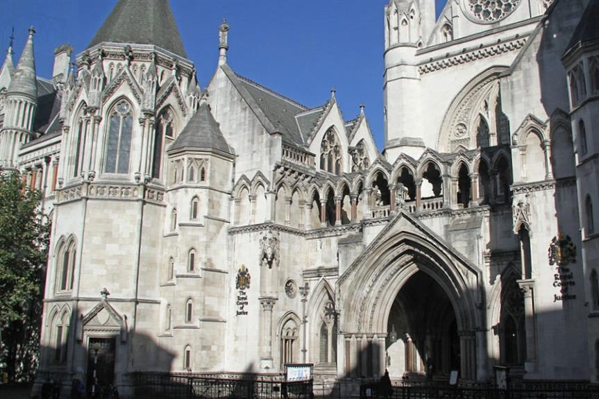 The Royal Courts of Justice - image: Ronnie Macdonald (CC BY 2.0)