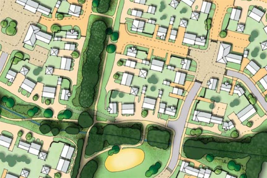 A visualisation of the proposals. (Pic: Gladman)