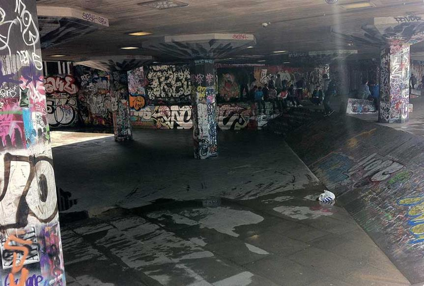 The Undercroft: campaigners oppose redevelopment plan
