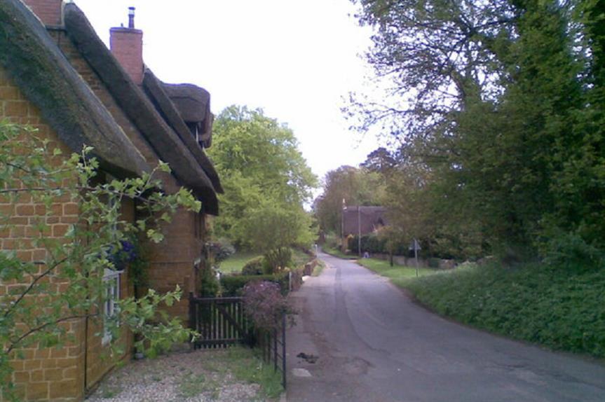Upper Harlestone, Northampton. Pic: Burgess Von Thunen, Geograph.org