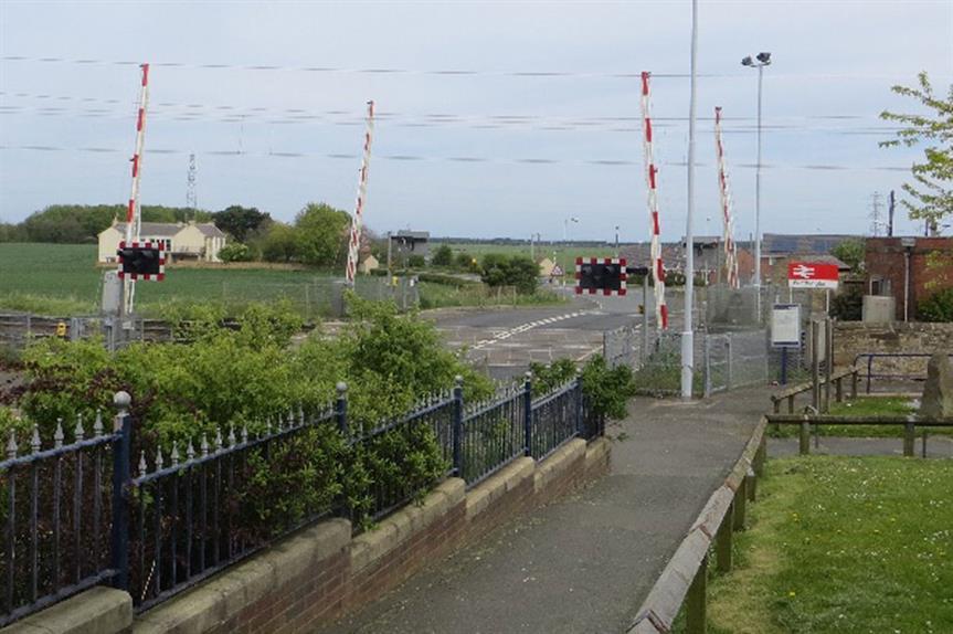 Widdrington Station (pic: Richard Webb via Geograph)