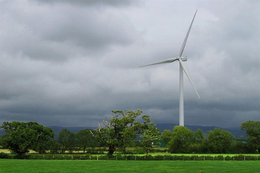 Wind power: Pumped storage intended to ease intermittent nature of renewables generation  (Image: Flickr / Andrew Gustar)