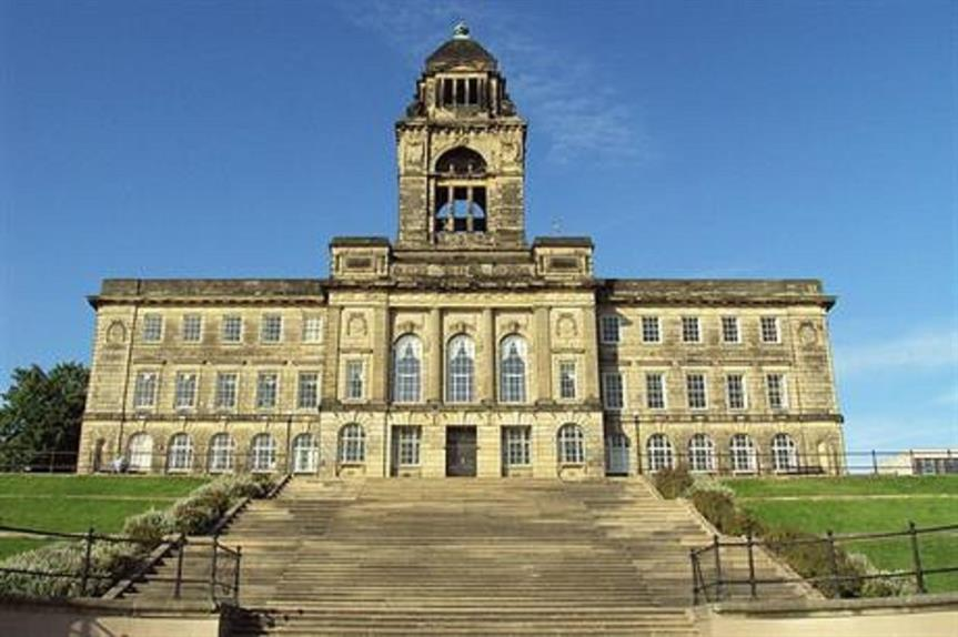 Wallasey Town Hall, Wirral Council's headquarters. Pic: Rept0n1x, Wikipedia
