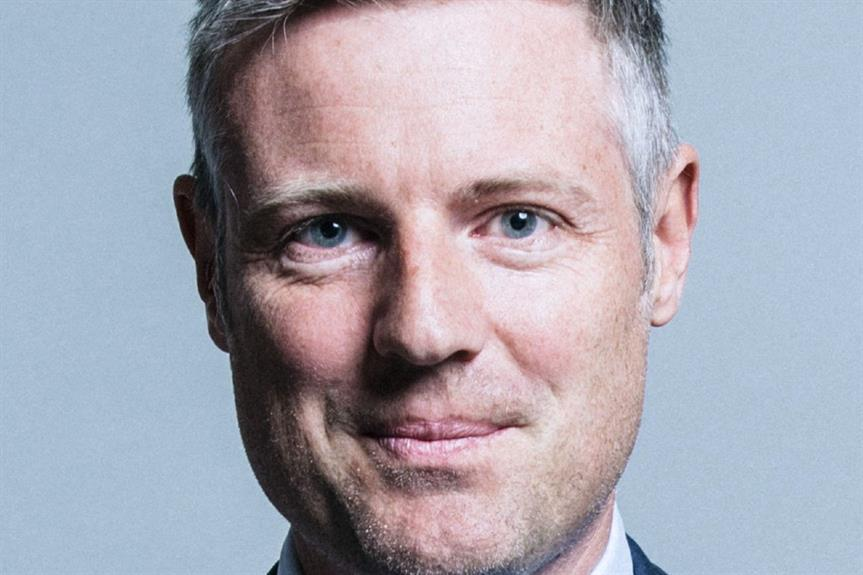 Lord (Zac) Goldsmith (official photo)