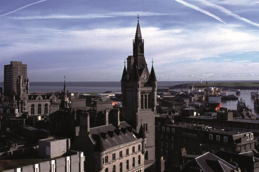 Aberdeen: plan approved by ministers