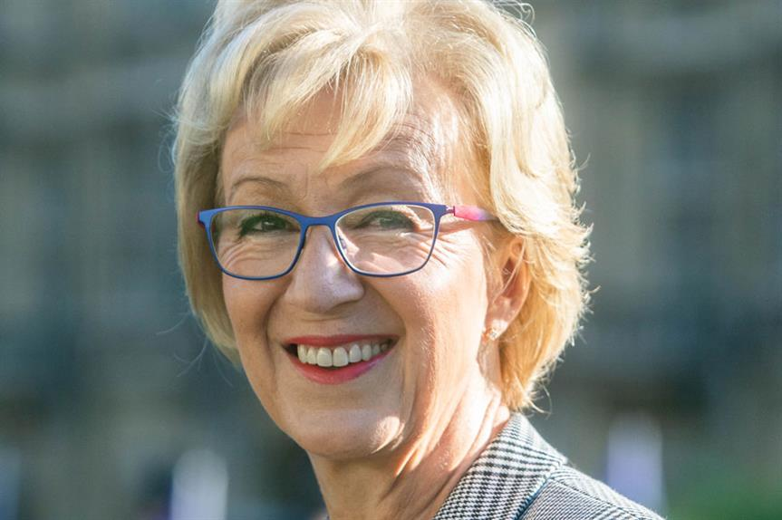 Energy secretary Andrea Leadsom (pic: Getty)