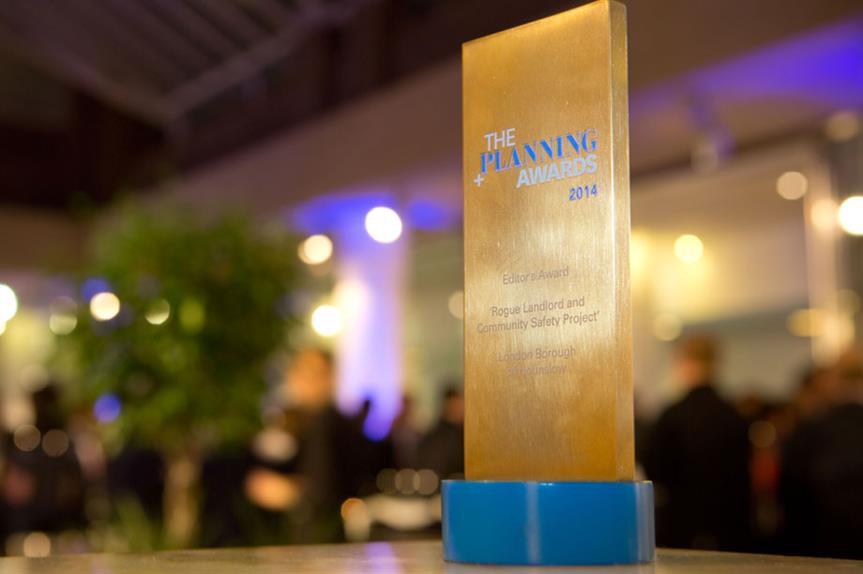 Planning Awards: shortlist unveiled
