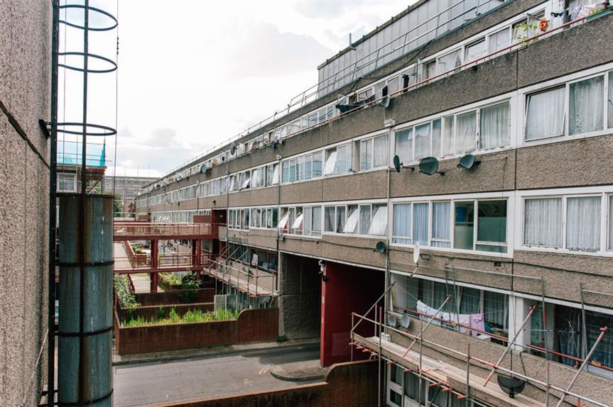 Regeneration plans: the Aylesbury Estate, Southwark