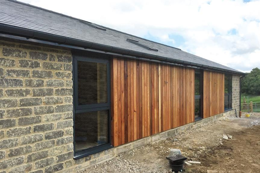 Barn conversion: conventional applications offer better chance of consent than permitted development right