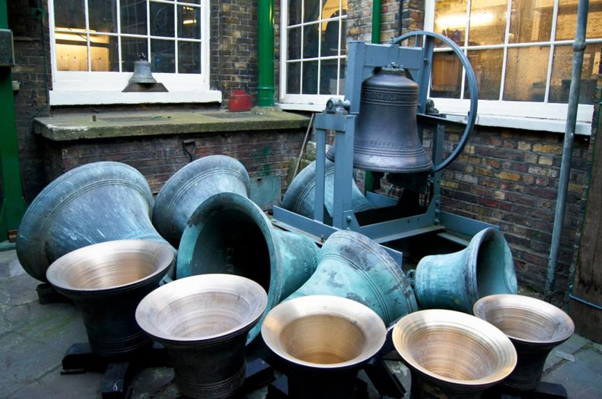 The Whitechapel Bell Foundry - image: Evo Flash / Flickr (CC BY 2.0)