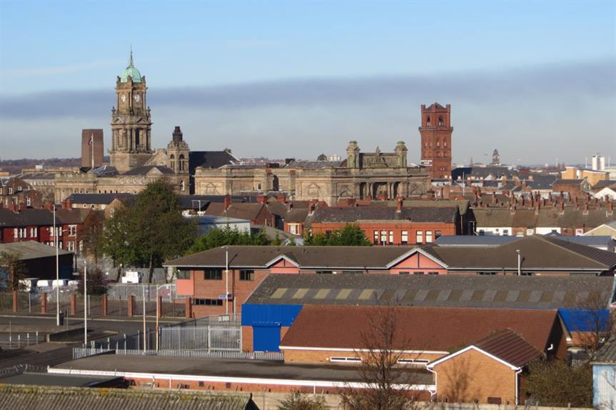 Birkenhead: town to be focus of brownfield push (pic: Alex Liivet, Flickr)