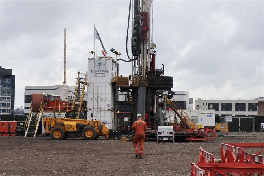 Boreholes: to be classed as permitted development