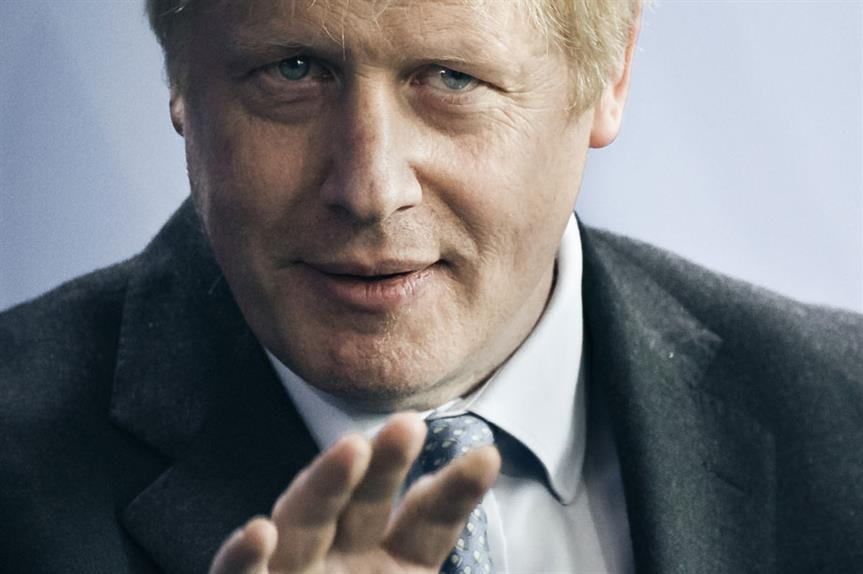 Prime Minister Boris Johnson (pic: Getty)