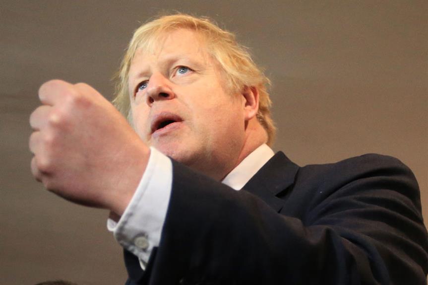 Prime Minister Boris Johnson (pic: Getty)