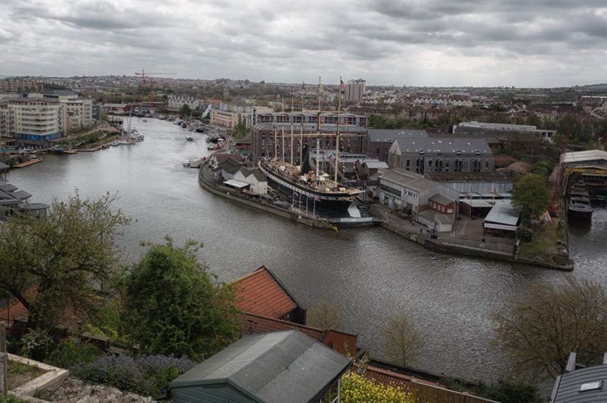 Bristol: gas plant refused (pic Gillie Rhodes via Flickr)