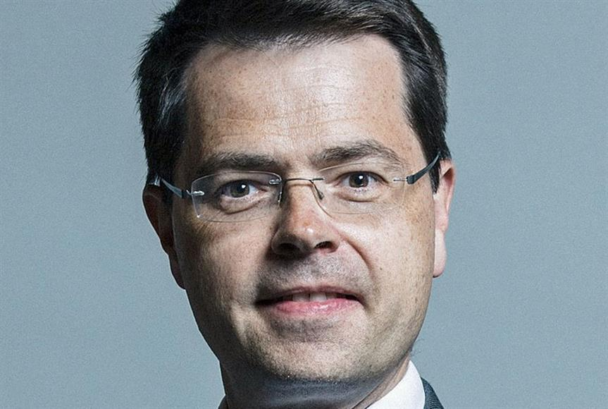Holding direction: housing secretary James Brokenshire. Pic: Chris McAndrew