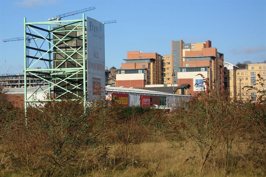 "Brownfield sites ""under- and mis-recorded"" - image: Russell James Smith / Flickr (CC BY 2.0)"