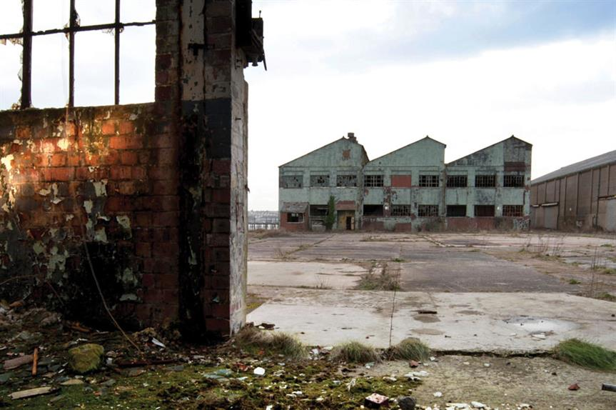 Brownfield: HCA land chief calls for 'intelligent' use