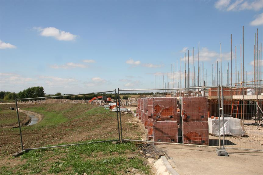 Home building: more than half of action plans commit to bringing forward new allocations