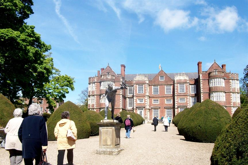 Burton Agnes Hall (picture by David Ling)