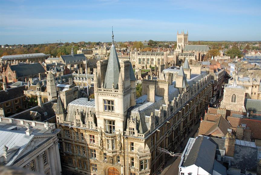 Cambridge: City council adopts local plan. Image by  Howard Chalkley, Flickr